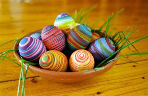easteregg dyeing